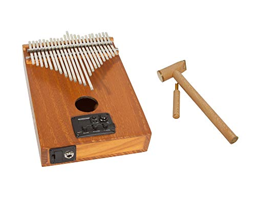 Kalimba Thumb Piano Package Includes: Kevin Spears Pro Electric...